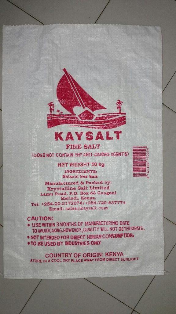 Fine Salt Artwork