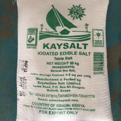 Refined salt pack