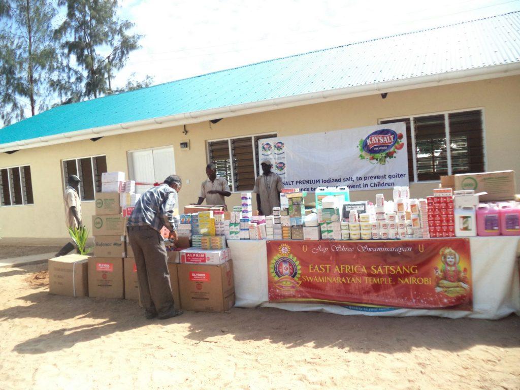 Magarini Maternity Ward supplies