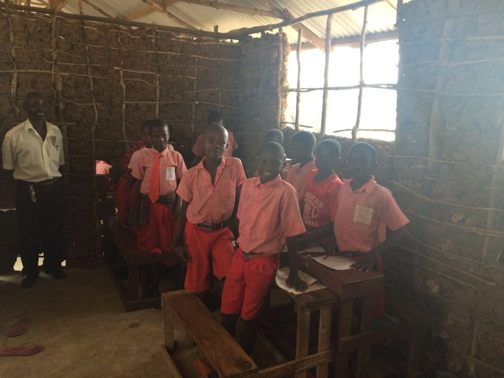 Mt Zion Primary class