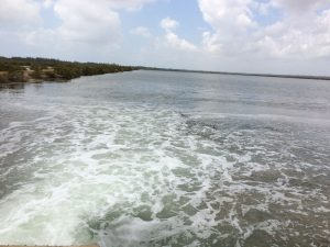 Water pumped into reservoirs