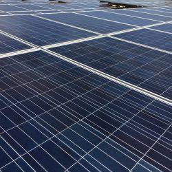 Alternative Energy with solar panels in Kenya