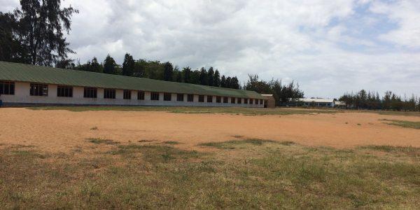 Marereni Primary School field