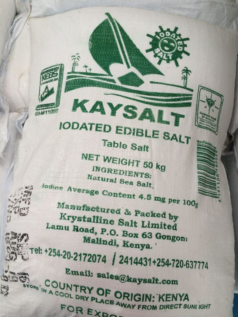 Kaysalt Refined Salt