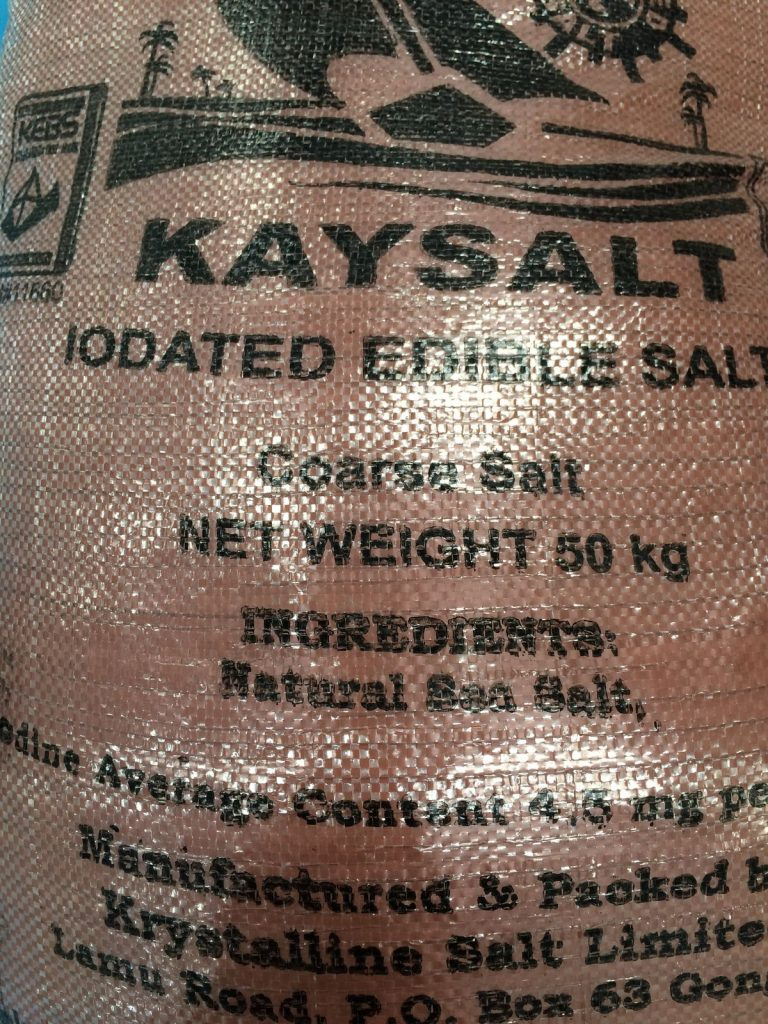 Kaysalt Coarse Salt