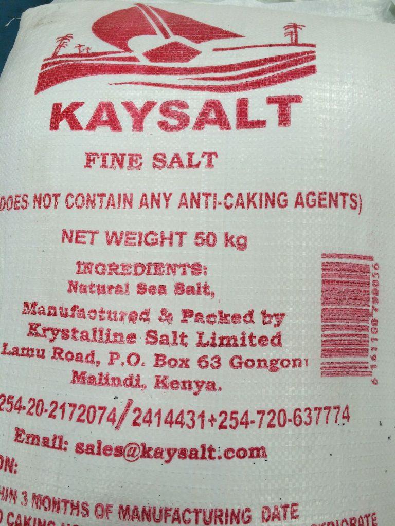 Kaysalt Bakery Salt